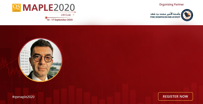 QS MAPLE 2020 Virtual Conference - Africa Business School