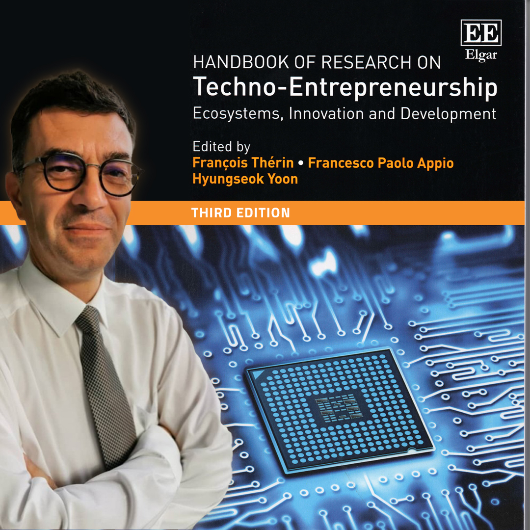 « Handbook of Research on Techno-Entrepreneurship », latest feat of François Therin, Head of Open Programs at ABS - Africa Business School